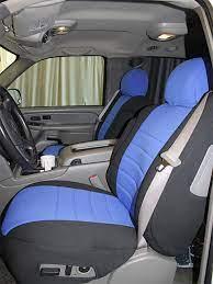 chevrolet tahoe seat covers wet okole