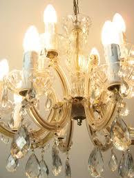 Kronleuchter Stil Maria Theresia 12 Flammig Antiker