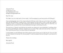 simple resignation letter template –    free word  excel  pdf    the part time job resignation letter template is a simple resignation letter template that conveys the message to the employer in the best way possible