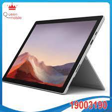 Microsoft Surface Pro 7 2019 VAT-00001 i7 16GB 512GB- Silver Platinum   Máy  tính bảng