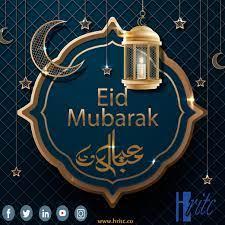 عيد فطر سعيد - HRITC