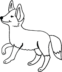 Animal Jam Fox Coloring Pages At Getdrawingscom Free For Personal