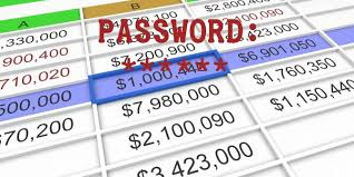 Encrypted Excel Files How To Password Protect An Excel File In Just A Minute