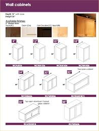 Dimensions Of Kitchen Cabinets Schuller Kitchen Cabinet Sizes Monsterlune Sizes Of Kitchen