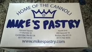 Image result for mikes pastry boston box