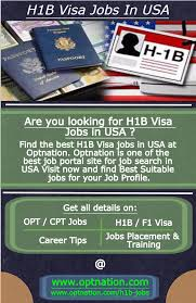 Best Job Portal In Usa Find Best Opt Jobs Placement Training In Usa H1b Visa