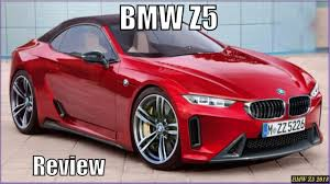 New BMW Z5 2018 Specs And Review - Interior Exterior  YouTube