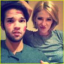 nathan kress muscles 2016. nathan kress gets engaged to london elise moore - see proposal pic! muscles 2016