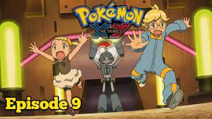 Clemont's Got a Secret | Pokemon XY Episode 9 English Dub | Pokemon x and y  ep 9 eng dubbed - YouTube