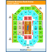 Citizens Business Bank Arena Events And Concerts In Ontario