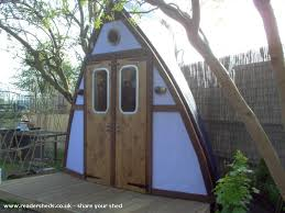 the boat arbour unique from barmby on the marsh owned by chris anderson shedoftheyear