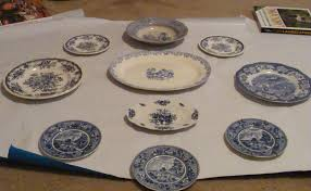 blue and white decorative wall plates wall plate design