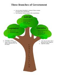 Three Branches Of Government Chart Anchor Chart Three Branches Of Government