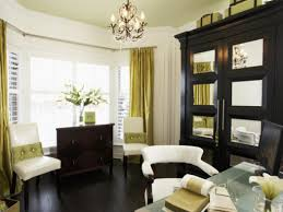 Window Treatment For Bay Windows In Living Room Dining Room Bay Window Curtains