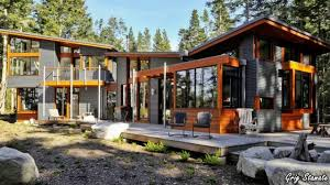 Steel Built Homes Houses From Corrugated Metal Awesome Steel Homes Youtube