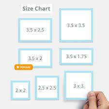 Card Size Chart A7 Card Size Jasonkellyphoto Co