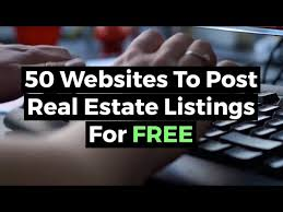 50 Websites To Post Your Real Estate Listings For Free Retipster