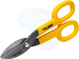 Details About 10 Inches Tin Snips Sheet Metal Straight Cut Shear Scissor Cutter Tool