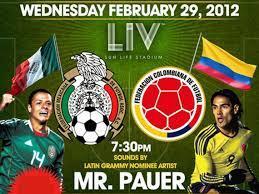 Mexico vs Colombia soccer in Miami | Miami.com
