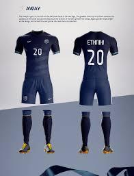 How To Design Football Jersey Rebranding Greece On Behance Sports Jersey Design