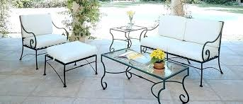 black iron furniture. Arizona Iron Furniture Elegant Wrought Black Legs