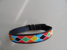 weblack pet collars leashes african beaded dog collar leather dog collar african dog collar pet gifts masai dog collar kenyan dog collar pet