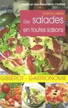 Couverture de Des salades en toutes saisons