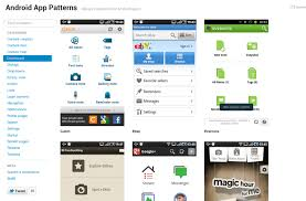 Android Design Patterns Interesting 48 Resources For Dedicated Android UI Design Iriphon