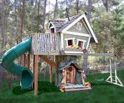 kids tree houses with slides. Kids Tree Houses With Slides N