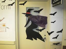 Halloween decorations for office Ceiling Halloween Door Decorating Ideas Office Image Yvotubecom Catfigurines Halloween Office Door Decorating Contest Ideas Elitflat