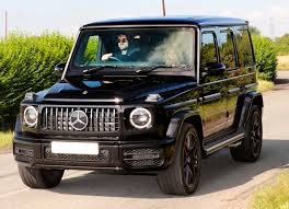 Unloading mercedes benz g500 black & white 2021. Dan James Treats Himself To Black 90k Mercedes Benz G Wagon As Man Utd Star Copies Marcus Rashford And Phil Jones
