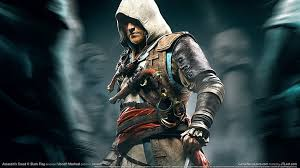 creed iv black flag wallpaper