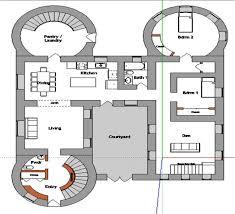 elegant collection castle blueprints and plans modern castle floor plans home design ideas and pictures