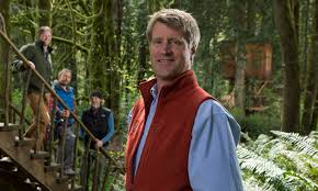 How Pete Nelson Of U0027Treehouse Mastersu0027 Got In The Business Pete Nelson Treehouse Man