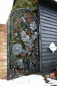 Decorative Metal Gates Design Awesome Lovely Pictures Garden Gate Decorations Garden Inspiration