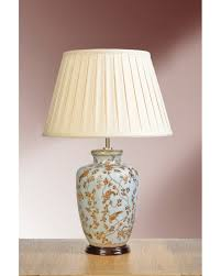 oriental lighting. fine lighting elstead lighting  luiu0027s collection gold birds u0026 berries oriental table  lamp complete with oyster to a