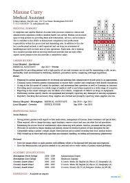 Medical Assistant Job Duties Resume Amazing 48 Best Medical Assistant Sample Resume Templates WiseStep