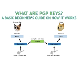 Pretty Good Privacy What Are Pgp Keys A Basic Beginners Guide On How It Works