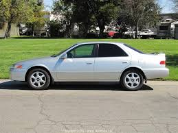 West Auctions - Auction: 2000 Toyota Camry LE 4-Door Sedan with ...