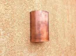 copper outdoor wall lights uk light fixtures mount sconce indoor lighting licious coppe inspiring