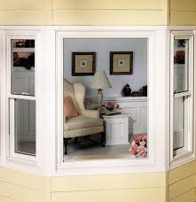 open window from outside. Contemporary Open Outside View Of Bay Window With Operable Double Hung Side Windows For Open Window From