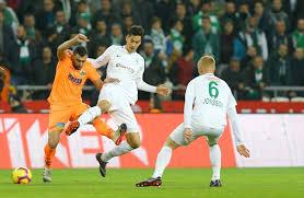 Atiker Konyaspor 2-0 Aytemiz Alanyaspor maç özeti