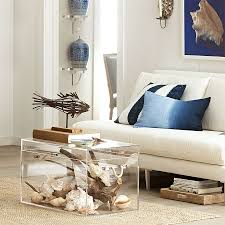 acrylic bedroom furniture. View In Gallery Acrylic Trunk With Sea Themed Room Bedroom Furniture