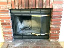 terrific gas fireplace replacement gas fireplace replacement parts comfort glow vent free compact fireplaces lennox gas