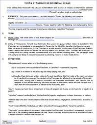 Free Lease Agreement Arizona Arizona Lease Agreement Awesome Rental