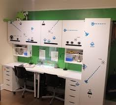 ikea office cabinet. a bedroom for brothers to share u2013 ikea home tour ikea office cabinet