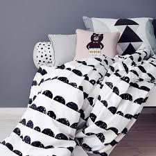 ferm living half moon single bedding