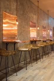 Incredible London Restaurant Impresses With Lots Of Copper Beauty