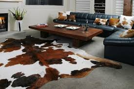 new cow skin rug new faux animal hide for plan 13 numabukuro info large cowhide 1