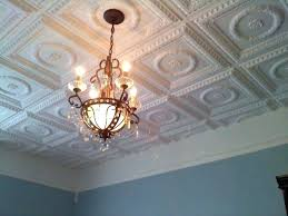 tin drop ceiling installation faux tile tiles suspended photo 6 of delightful our utiful in